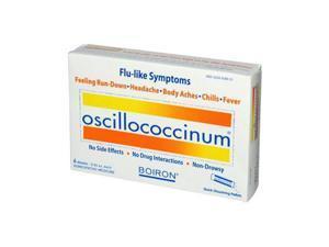 Boiron 646901 Boiron Oscillococcinum - 6 Doses