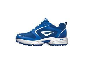 3N2 7845-02-130 Mofo Turf Trainer Shoe, Royal - 13