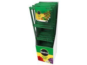 Bond Manufacturing SMG12329 12 x 44 in., Square Miracle Gro Folding Tomato Cage, Pack of 15