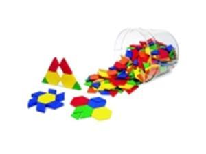 Learning Resources Pattern Block Set