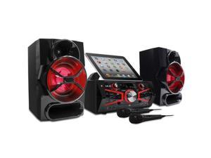 Akai KS5500BT Karaoke Mini System, 150 Watts