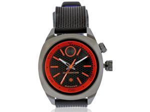 3600212 Movado Bold Silicone Mens Watch