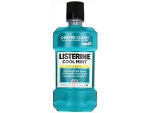 Listerine Antiseptic Cool Mint Mouthwash, 500 ml