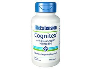 Life Extension 1896 Cognitex with Brain Shield, 90 Softgels