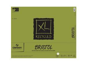 Canson C100510935 19 in. x 24 in. Recycled Bristol Sheet Pad