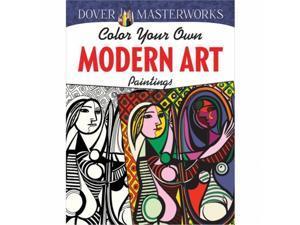 Dover DOV-78024 Dover Publications-Dover Masterworks: Modern Art Paintings