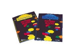 American Educational SR-1152 Communicating Mathematics with Pattern Blocks - Primary Guide