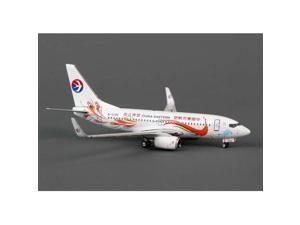 Phoenix Diecast 1-400 PH891 Phoenix China Eastern 737-700 1-400 Orange Peacock B-5293