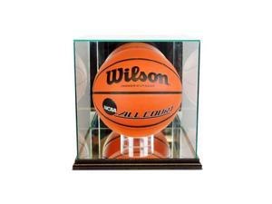 Perfect Cases BBR-B Rectangle Basketball Display Case, Black