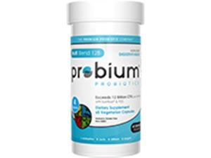 Frontier Natural Products 228065 Probium Probiotics Multi Blend 12B 60 Veggie Capsules