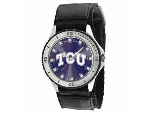 Game Time GTW-COL-VET-TCU Texas Christian Horned Frogs NCAA Mens Veteran Series Watch