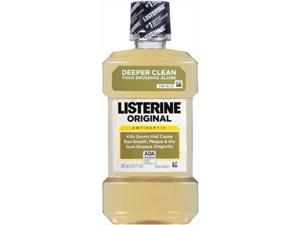 Listerine Antiseptic Adult Mouthwash, 250 ml.