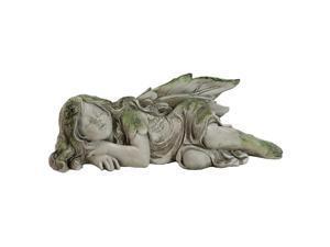 Exhart 30057 4 in. Sleeping Fairy Statue