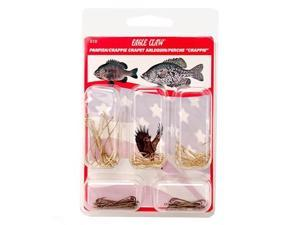 Eagle Claw 619H Hook Assortment - Panfish-Crappie