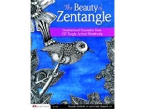 Design Originals The Beauty Of Zentangle Book