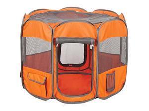 Grriggles IE9341 30 69 Fabric Exercise By Pen, Medium - Orange