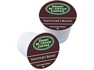 Frontier Natural Products 222080 Green Mountain Coffee Roasters Gourmet Single Cup Coffee Nantucket Blend Green Mountain Coffee 12 K-Cups