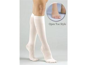 Activa H30405 Soft Fit 20-30 Knee Open Toe, Beige, Extra Large