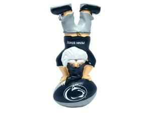 Penn State Nittany Lions Garden Gnome - Handstand On Football