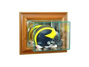 Perfect Cases WMMH-W Wall Mounted Mini Helmet Display Case , White