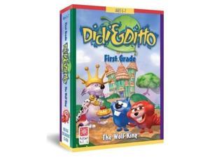 Kutoka KUDD2CDEN Didi and Ditto First Grade - The Wolf King