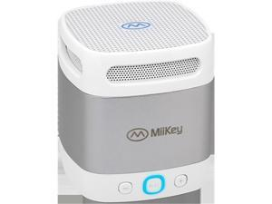 MiiKey MiiBox MiniBluetooth Speaker - Grey