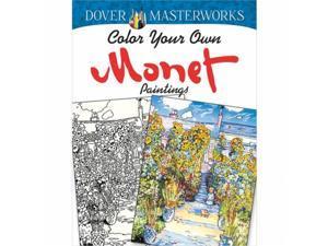 Dover DOV-77945 Dover Publications-Dover Masterworks: Monet Paintings