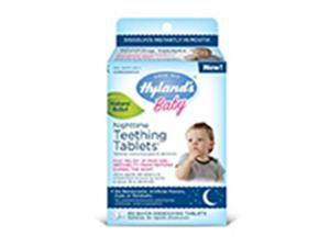 Frontier Natural Products 228931 Baby Nighttime Teething 135 Tablets