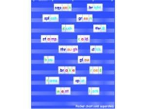Scholastic Word Building Pocket Chart Add On Cards