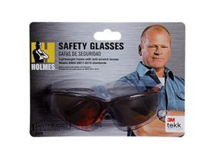 3M 90206-80025H Protection Holmes Workwear Safety Glass