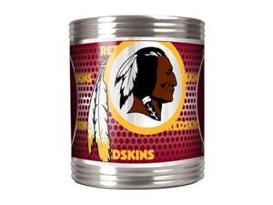 Great American Products 73507 Washington Redskins Stainless Steel Can Holder with Metallic Graphics