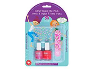 Frontier Natural Products 227915 Natural Nail Salon Kits - Suncoat Girl Forever Sparkle