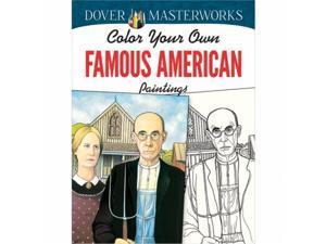 Dover DOV-77942 Dover Publications-Dover Masterworks: Famous American