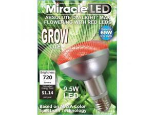 Stimulus Brands 605036 MiracleLED Absolute Daylight Max Flowering with Red LEDs
