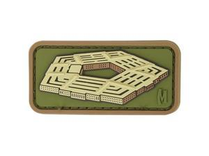 Maxpedition Pentagon Patch - Arid