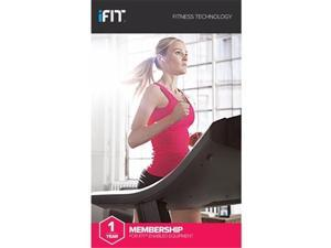 iFit 1 Year Premium Membership for Icon Health & Fitness