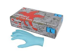 Memphis Glove 127-6004XL 8 mil Nitrile Economy Industrial Food Service Grade, Extra Large
