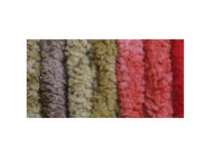 Spinrite 161110-10422 Bernat Blanket Big Ball Yarn-Raspberry Trifle