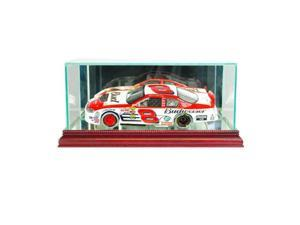 Perfect Cases SNSCR-C Nascar 1-24th Display Case, Cherry