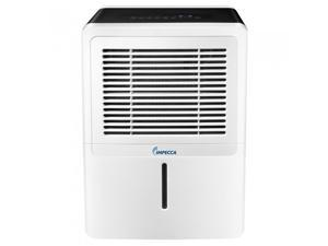 Impecca IDM52SP 50-Pint Portable Dehumidifier With Pump