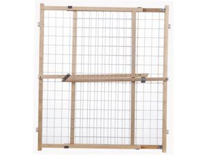 North States 4618 Supergate, Extra Wide, Expandable Wire Mesh Gate