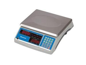Salter Brecknell B140 Electronic 60 lb. Coin & Parts Counting Scale, Gray