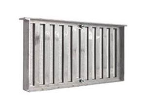 Ll Building Products Foundation Vent 16X8In W/Shter 500
