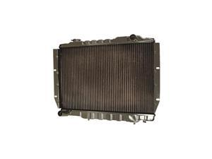 Omix-ADA 17101.10 Replacement Radiator, 81-86 Jeep CJ Models, 2 Row