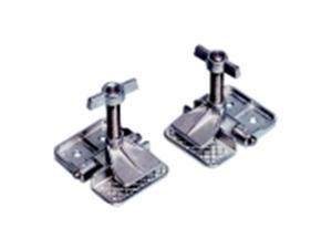 Speedball Heavy Duty Screen Printing Zinc Hinge Clamp, 2 Pieces, Pack - 4