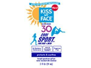 Frontier Natural Products 229040 Cool Sport Lotion Sunscreen Spf 30