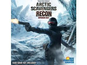 Rio Grande Games 516 Arctic Scavengers - Recon Expansion
