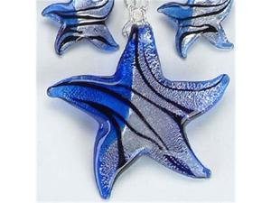 Unison Gifts KA-1964 18-21 in. Starfish Sapphire Necklace