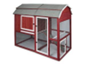 Precision Pet Products 2929-29170 Old Red Barn Chicken Coop