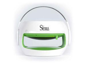 Sierra Wireless 0023 Sierra 3 Solar Powered Water Resistant Wireless Speaker, Green